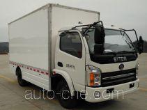 十通牌STQ5041XXYNBEV型纯电动厢式运输车