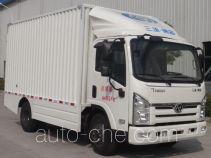 十通牌STQ5043XXYNBEV型纯电动厢式运输车