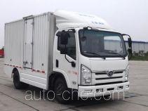 十通牌STQ5074XXYNBEV型纯电动厢式运输车