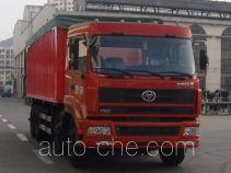 十通牌STQ5246CPYB3型蓬式运输车