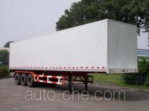 Tianye (Aquila) STY9400XXY box body van trailer