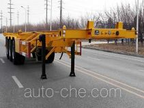 Tianye (Aquila) STY9402TWY dangerous goods tank container skeletal trailer