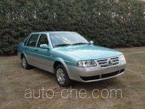 Volkswagen Santana Vista SVW7182RQD dual-fuel car