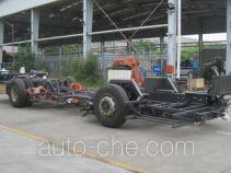 申沃牌SWB6107CHEV3型混合动力客车底盘