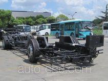 申沃牌SWB6127SHEV8型混合动力客车底盘