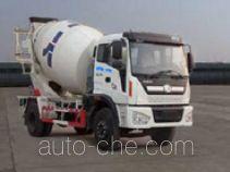 荣昊牌SWG5168GJB型混凝土搅拌运输车