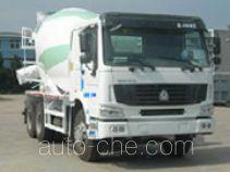 荣昊牌SWG5251GJB型混凝土搅拌运输车