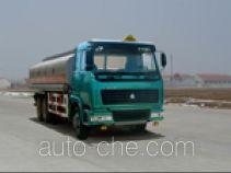 荣昊牌SWG5256GHY型化工液体运输车