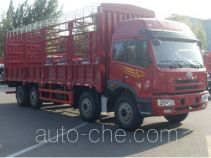 荣昊牌SWG5316CLXYPK2L1T4-4E3型仓栅式运输车