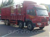 荣昊牌SWG5318CCYPK2L1T4E3型仓栅式运输车
