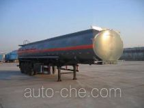 荣昊牌SWG9380GHY型化工液体运输半挂车