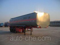 荣昊牌SWG9381GHY型化工液体运输半挂车