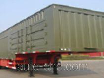 荣昊牌SWG9400XXY型厢式运输半挂车
