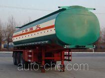 荣昊牌SWG9403GRY型易燃液体罐式运输半挂车