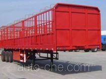 荣昊牌SWG9404CCY型仓栅式运输半挂车