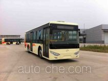 五洲龙牌SWM6100NG型城市客车