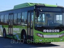 Wuzhoulong SWM6105EVG electric city bus