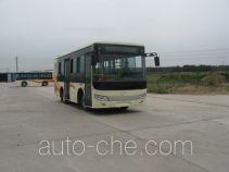 五洲龙牌SWM6760NG型城市客车