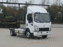 Shacman SX1040EV4 electric truck chassis