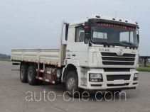 Shacman SX1256NN464 cargo truck
