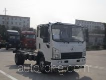 Shacman SX3040GP5 dump truck chassis