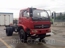 Shacman dump truck chassis