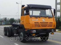 Shacman SX3250UA4ZDJ dump truck chassis