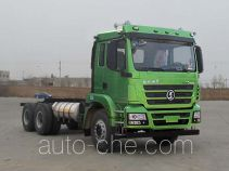 Shacman SX3256MRH dump truck chassis