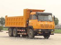 陕汽牌SX3256UR404型自卸汽车