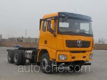Shacman SX3250XB4 dump truck chassis