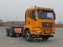 Shacman SX3258MT434TL dump truck chassis