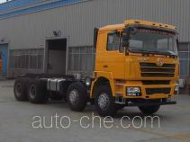 Shacman SX3310FB6 dump truck chassis