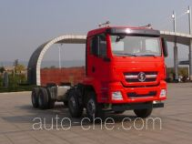 Shacman SX3310MP4 dump truck chassis