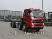 Shacman SX3310RT dump truck chassis