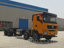 Shacman SX3310XC6J dump truck chassis