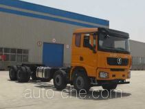 Shacman SX3310XC61 dump truck chassis