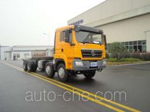 Shacman SX3316HTW456C dump truck chassis