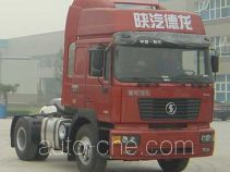 Shacman SX4185NR351 container carrier vehicle