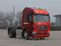 Shacman SX4188GR361TLW dangerous goods transport tractor unit