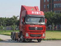 Shacman SX4250XC4DW dangerous goods transport tractor unit