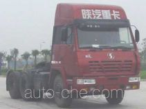 Shacman SX4255TN294 container transport tractor unit