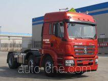 Shacman SX4256GT279W dangerous goods transport tractor unit