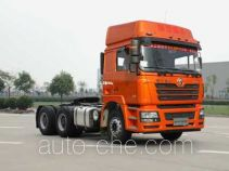 Shacman container transport tractor unit