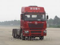 Shacman SX4256NX3241 container transport tractor unit
