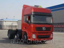 Shacman SX42584V279TLW1 dangerous goods transport tractor unit