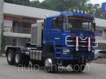 Shacman SX4300 heavy-duty tractor unit