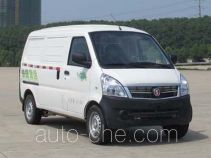 陕汽牌SX5020XXYEV型纯电动厢式运输车