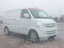 陕汽牌SX5020XXYEV2型纯电动厢式运输车