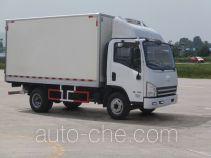陕汽牌SX5040XLCGP3型冷藏车