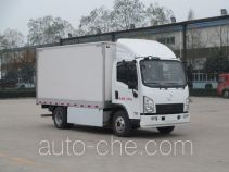 Shacman SX5040XXYBEV1 electric cargo van